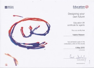 Certification British Council BD